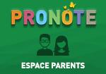 PRONOTE-EspaceParents