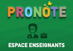 PRONOTE-EspaceProfesseurs