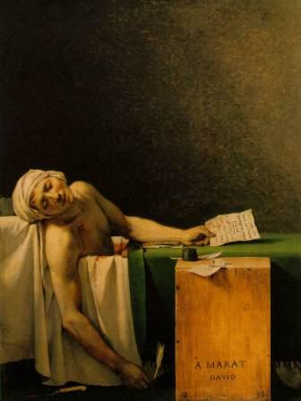6David-Jacques-Louis-Marat-assassiné-1793